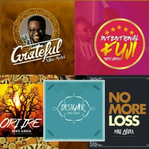 Mike Abdul Set To Release 'Grateful' EP ||orodeonlineng.com