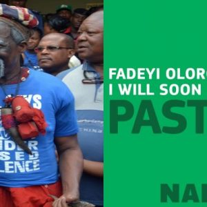 News: Fadeyi Oloro, NollyWood Actor, Set To Be A Pastor | @Gospelminds