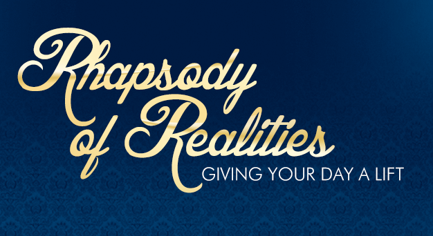 Rhapsody Of Realities - Pastor Chris Oyakilome