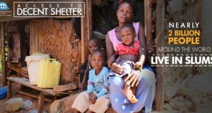Access To Decent Shelter | Gospelminds.com