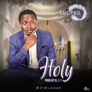 The song 'Holy' is the expression the love of God through music. The lovely worship song will keep you in the spirit as you ride in the journey of great worship.