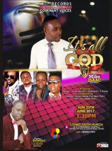 "Live Worship Concert – It's All About GOD ""Episode 5"""