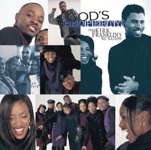 """Kirk Franklin's """"God's Property"""" Album Celebrates 20th Year Anniversary Of It's Release"""