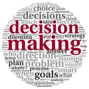 "Nene Udoh -My Take On ""Making Tough Decisions"""