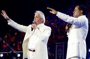 Pastors Chris & Benny Hinn Join Forces To Launch Evangelical TV Channel In USA