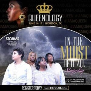 Queenology – The Father and Daughter Talk 2017