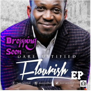 """Dare Justified Set To Release """"Flourish EP"""" This Week"""