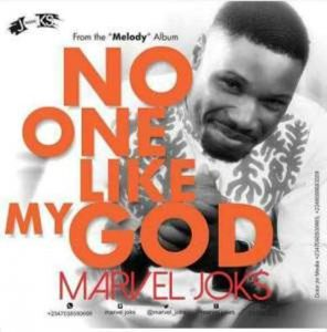 "Marvel Joks Set to Release the Official Video for ""No One Like My God"""