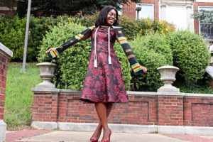 "Nkechinyere Chidi-Ogbolu ""She Just Graduated and is starting her Ph.D. at 18"