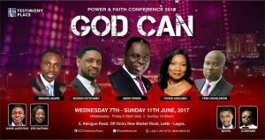 Power and Faith Conference 2017