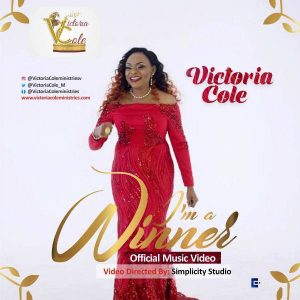 "Video: Victoria Cole Unveils Official Music Video For ""I'm A Winner"""