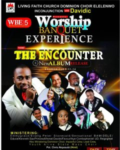 "Events: Davidic Live In Concert ""Worship Banquet Experience 5th Edition"""