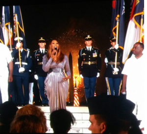 Yolanda Adams Perform 'Battle Hymn Of The Republic' During PBS Special 'A Capitol Fourth'