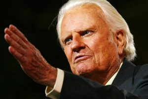 Salvation Is An Act of God – Billy Graham's Devotional