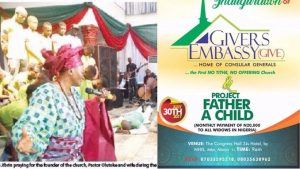 News: Church bans tithes and offerings, gives free visa to members