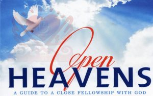 Open Heavens Devotional – The Crown of Righteousness