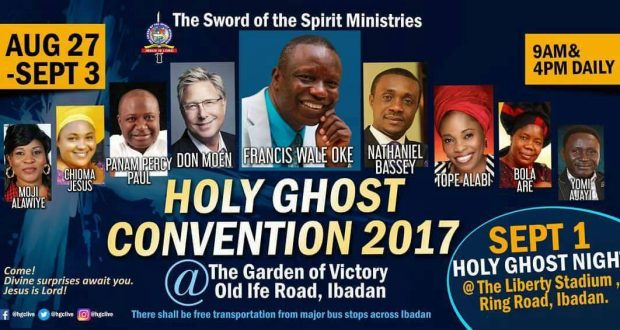 The Sword of Spirit Ministries