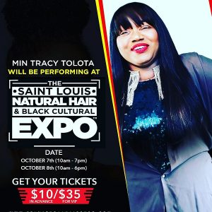 3rd Annual St.Louis Natural Hair and Black Cultural Expo 2017
