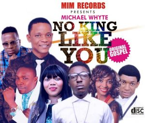 """Anticipate: Contemporary Gospel Collections """"No King Like You"""""""