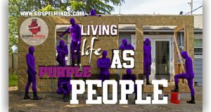 Living Life as Purple People
