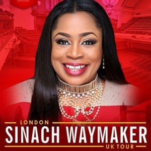 Confirmed: Sinachi Live In London, UK!