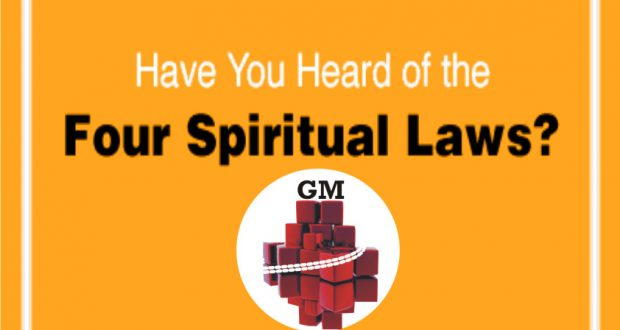 What are the Four Spiritual Laws?