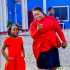 Efe Nathan and Her Daughter