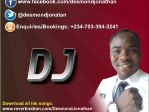 Desmond Jonathan -DO ME BETTER-    Orodeonlineng.com