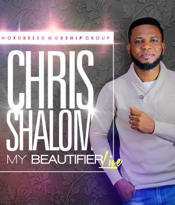 Chris Shalom - My Beautifier [LIVE]