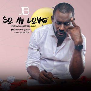 Joseph Benjamin -So In Love- orodeonlineng.com