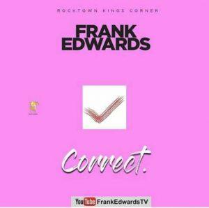Frank Edwards - Correct
