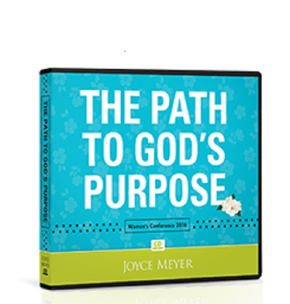 Joyce Meyer - The Path to God's Purpose