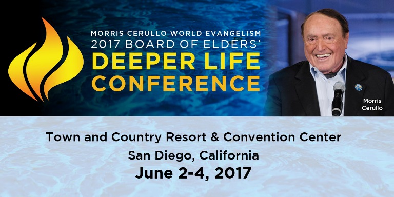 Morris Cerullo Board Of Elders Conference