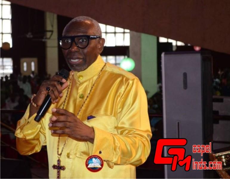 Sermon - Pastor Ayo Oritsejafor