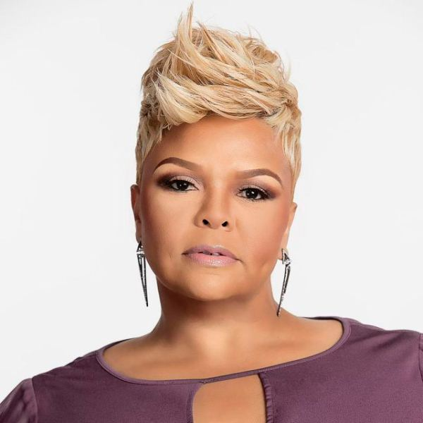 Tamela Mann recently received two 2017 BET Award nominations