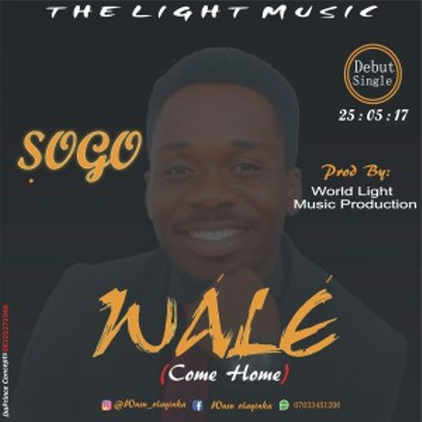 The Light Music Unveils New Act SOGO