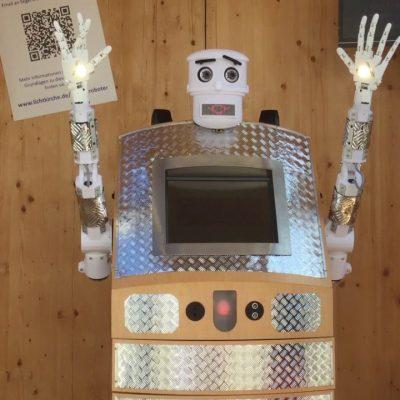 A Robot Priest