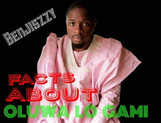 Oluwa Lo Gami - Benjiszzy Zaakii