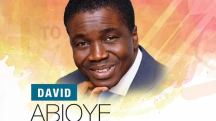Bishop David Abioye – Word From David Abioye