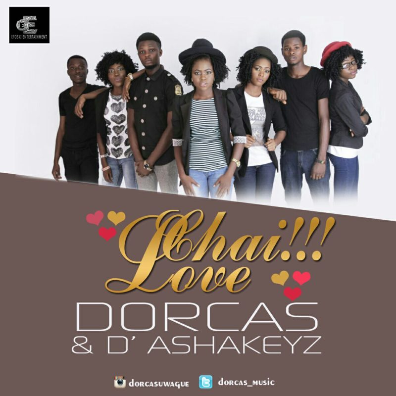 Dorcas - Chai!!! Love