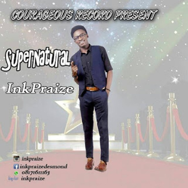Ink Praize - Supernatural