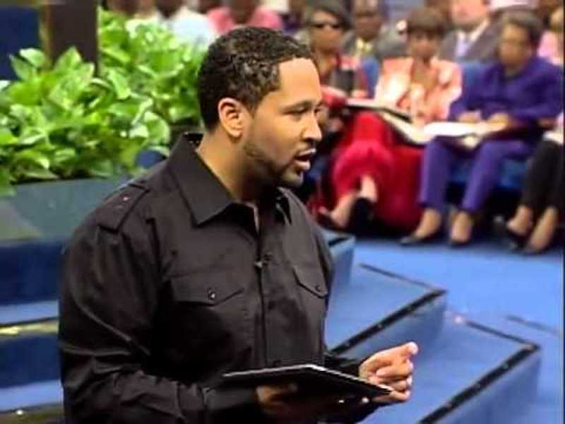 Pastor Fred Price Jr