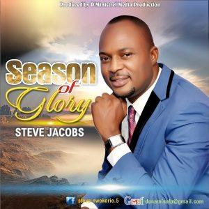 EP: Season Of Glory - Steve Jacobs