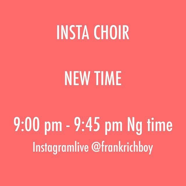 Insta Choir