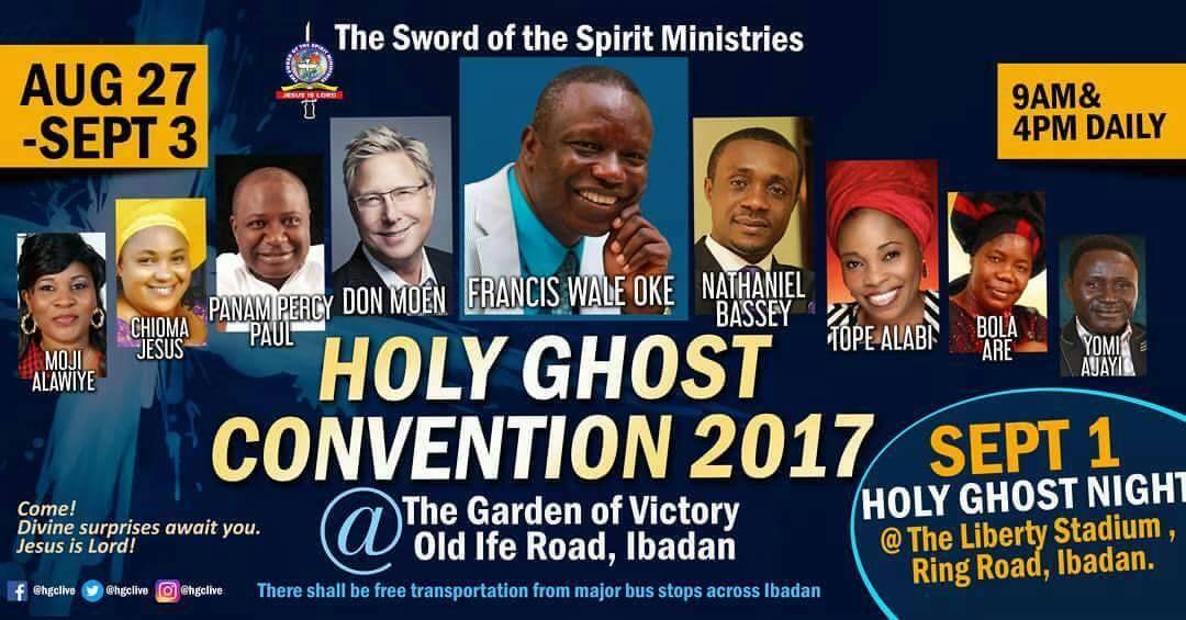 The Sword of Spirit Ministries