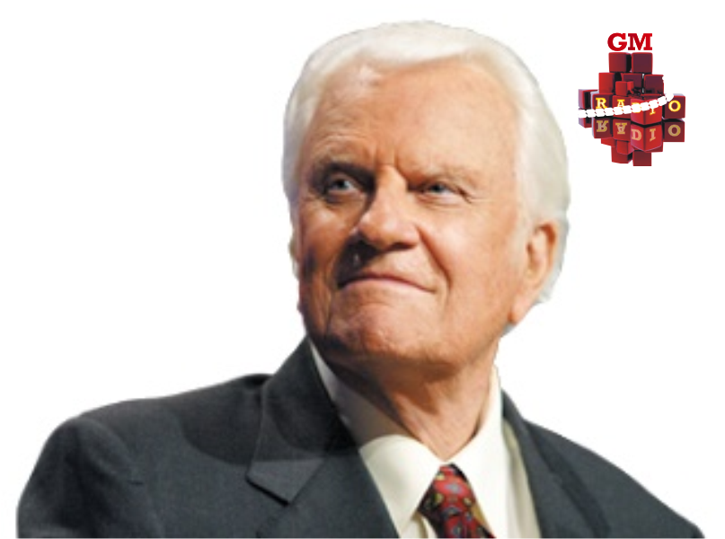 Billy Graham's Daily Devotional