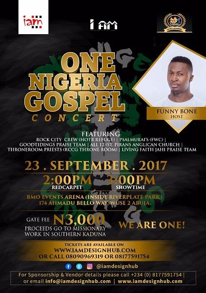 One Nigeria Gospel Concert