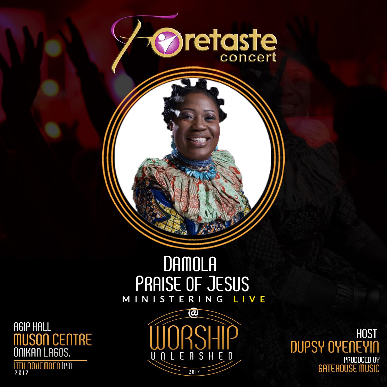 Damola Praise Of Jesus