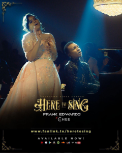 Video+Audio Frank Edwards Ft. Chee - Here To Sing