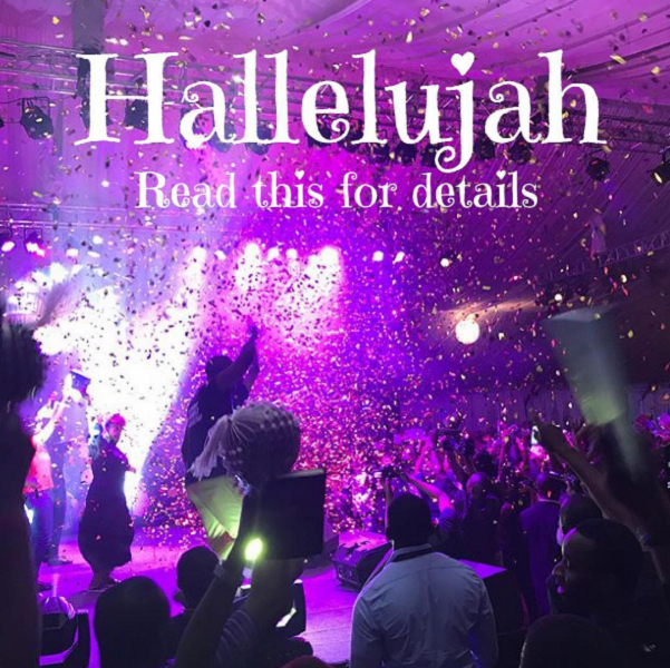 Hallelujah Challenge